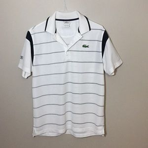 LACOSTE Sport Polo Style Shirt Size 5
